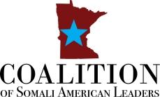 Coalition of Somali American Leaders Logo